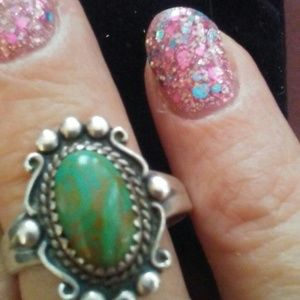 ONE DAY🌺TURQUOISE RING NOWT